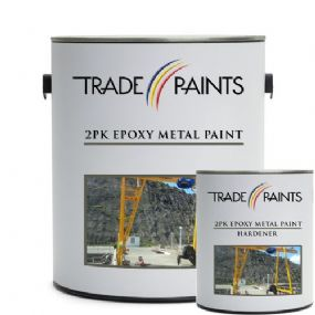 2 Pack Epoxy Metal Topcoat Paint | www.paints4trade.com